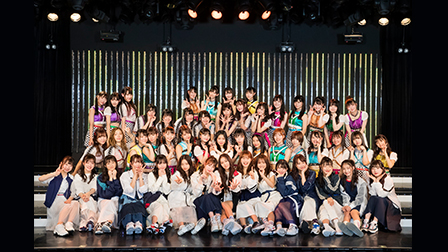 NMB48 10th Anniversary LIVE 〜心を一つに、One for all, All for one〜 同時生中継!